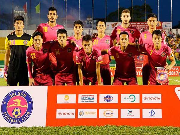 Thông tin cơ bản về câu lạc bộ bóng đá Sài Gòn