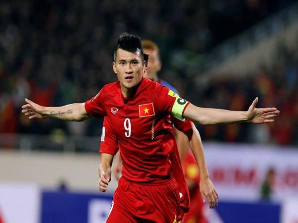 Cầu thủ ghi nhiều bàn thắng nhất Việt Nam - Top 4 cái tên nổi bật