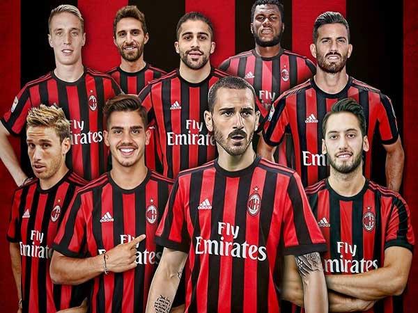 Thông tin cơ bản về câu lạc bộ AC Milan