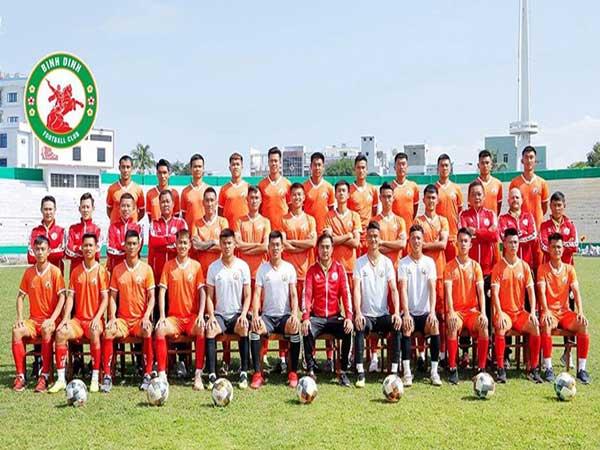 Lịch sử phát triển của CLB bóng đá Bình Định
