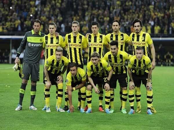 Tìm hiểu lịch sử phát triển của CLB bóng đá Borussia Dortmund