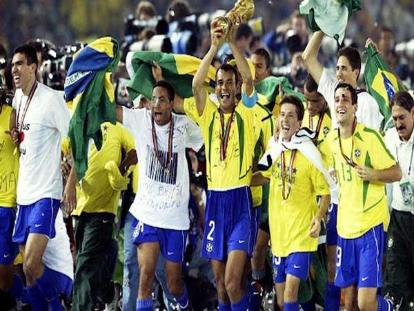Brazil - đội bóng vô địch World Cup nhiều nhất trong lịch sử
