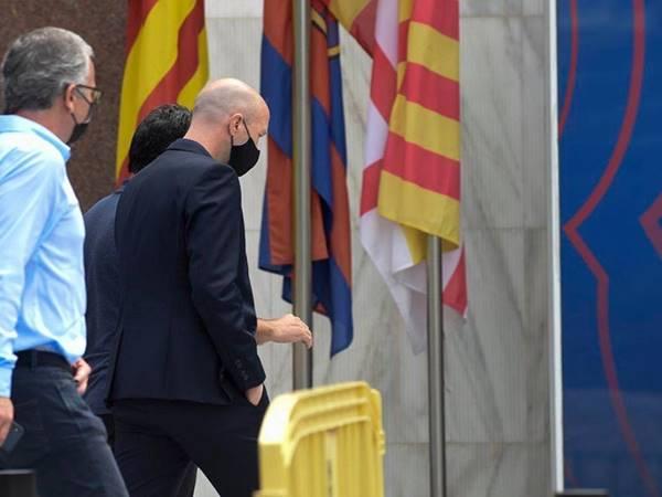 Tin Barca 7/6: Barcelona chuẩn bị công bố thêm một chữ ký mới