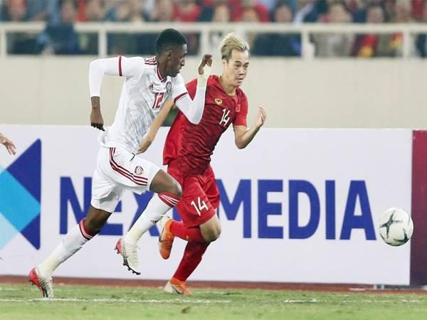 Tin bóng đá 14/6: Tuyển Việt Nam thoải mái chờ đấu với UAE