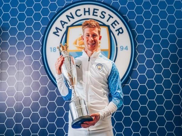Tin bóng đá 7/6: Sao Man City giành giải cầu thủ xuất sắc nhất năm