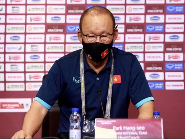 Tin bóng đá 8/6: Thầy Park yêu cầu học trò trở lại sau trận thắng Indo