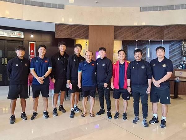Tin chiều 5/6: HLV Park Hang Seo gặp gỡ với HLV Indonesia