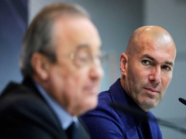 Tin chiều 7/6: Real Madrid bực tức với phát ngôn của Zidane