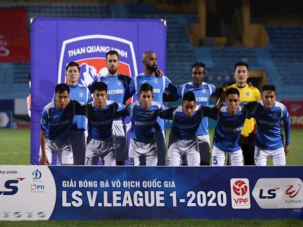 Lịch sử hình thành và phát triển của đội bóng Than Quảng Ninh