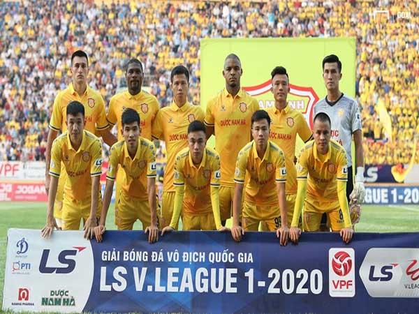 Lịch sử phát triển của CLB bóng đá Dược Nam Hà Nam Định