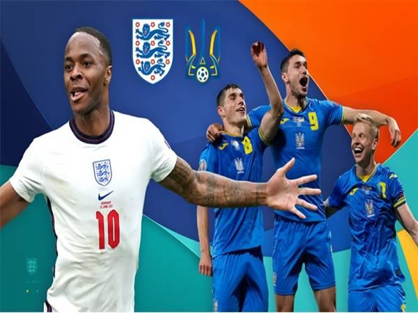 Nhận định bóng đá Ukraine vs Anh (2h00 ngày 4/7)