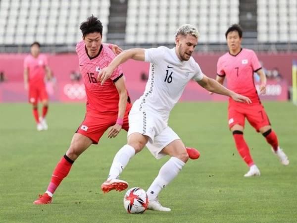Nhận định tỷ lệ U23 Hàn Quốc vs U23 Honduras (15h30 ngày 28/7)