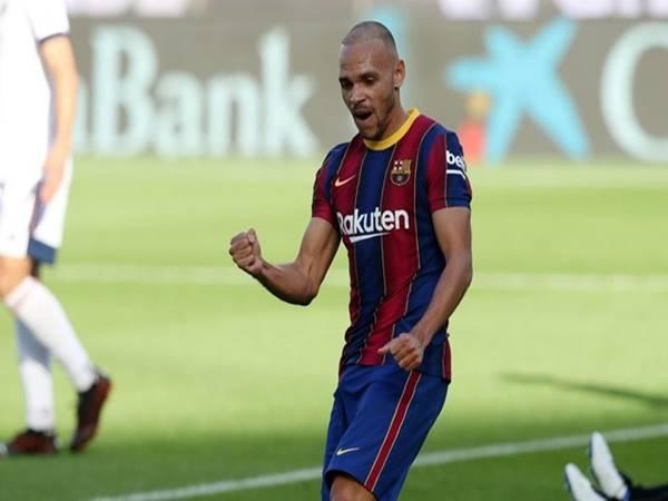 Tin bóng đá 22/7: Barcelona chuẩn bị chia tay Braithwaite