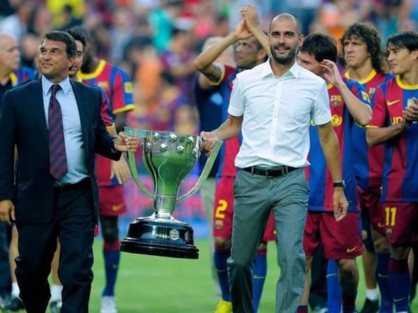 Bóng đá QT 22/9: Barcelona lên kế hoạch đưa Pep Guardiola về