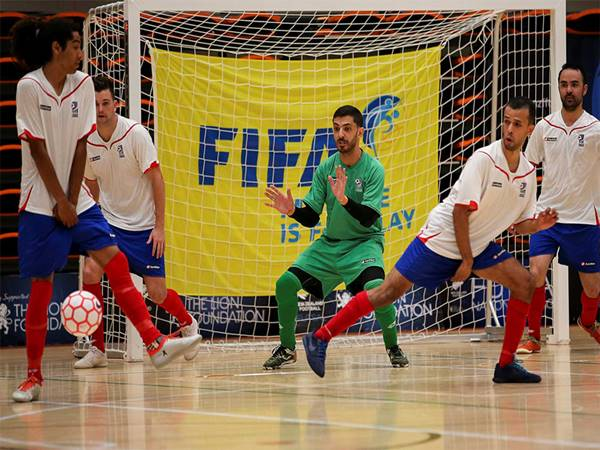 Luật bóng đá 5 người mới nhất 2021 của LĐBĐ FIFA