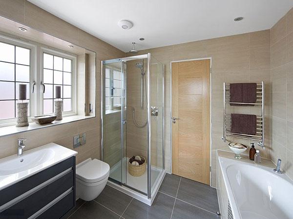 Bật mí cách hóa giải nhà vệ sinh trên phòng ngủ chuẩn nhất