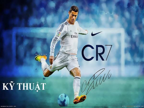 Kỹ thuật bóng đá Ronaldo đỉnh cao nổi tiếng thế giới