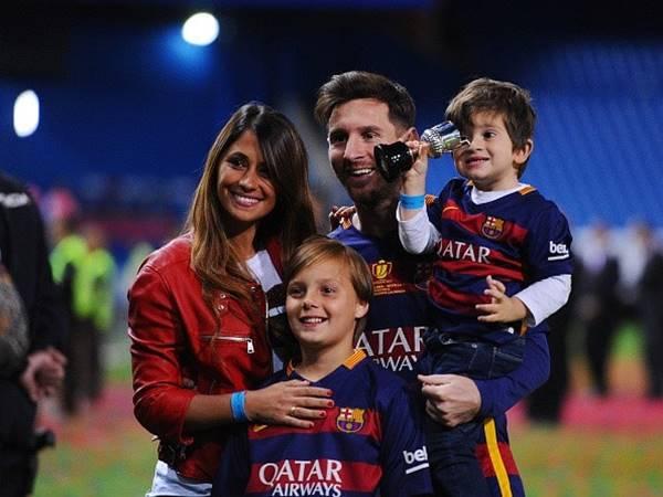 Vợ của Messi là ai? Những sự thật ít người biết về vợ Messi